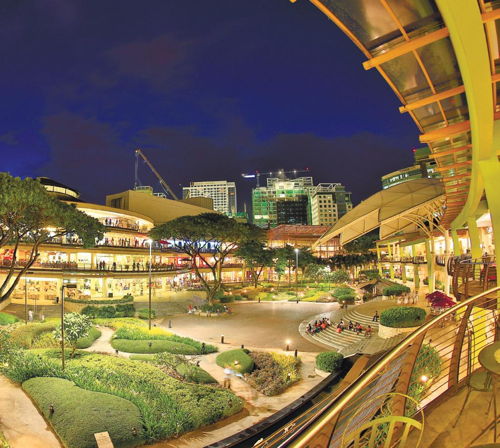 Ayala Terraces - Best Park
