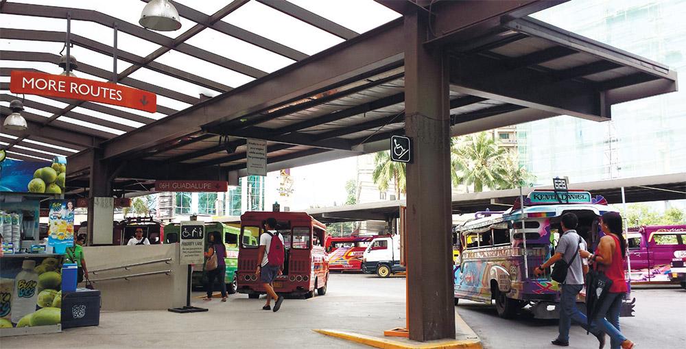 Ayala PUV Terminal - Best Jeepney Terminal
