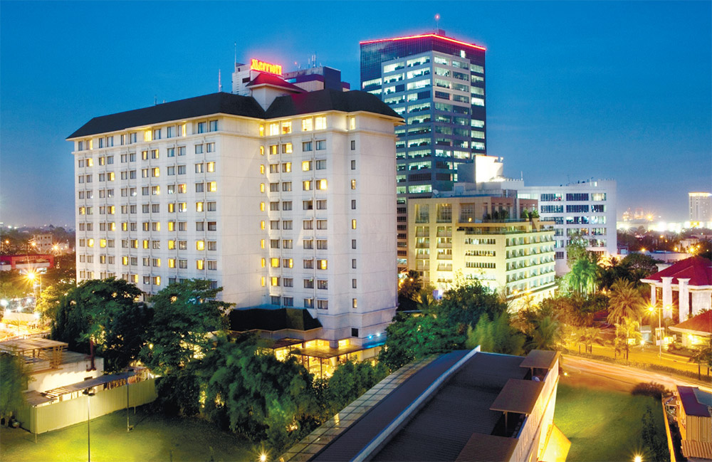 Cebu City Marriott Hotel - Best Business Hotel