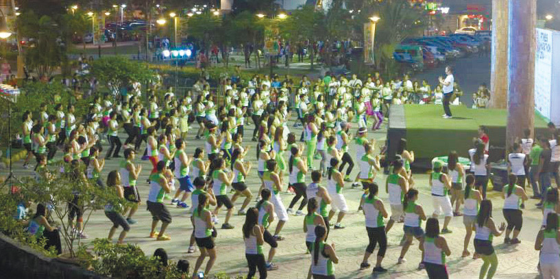 Parkmall - Best Place for Zumba