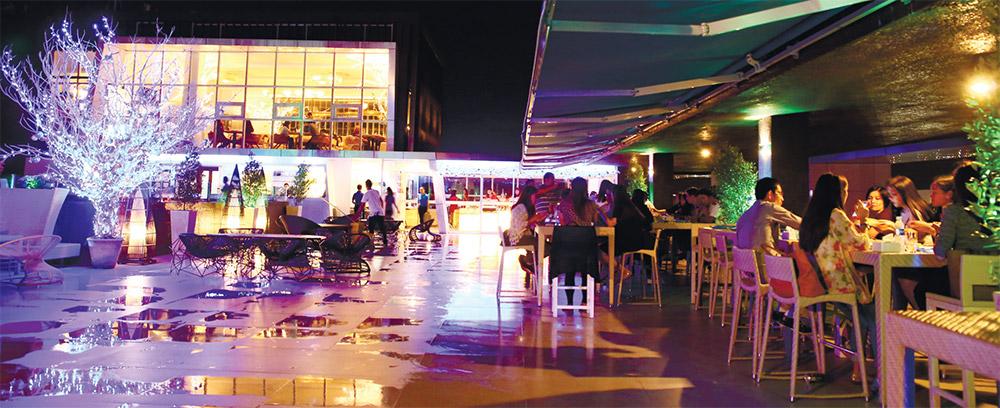Menu Elephant Bar Restaurant